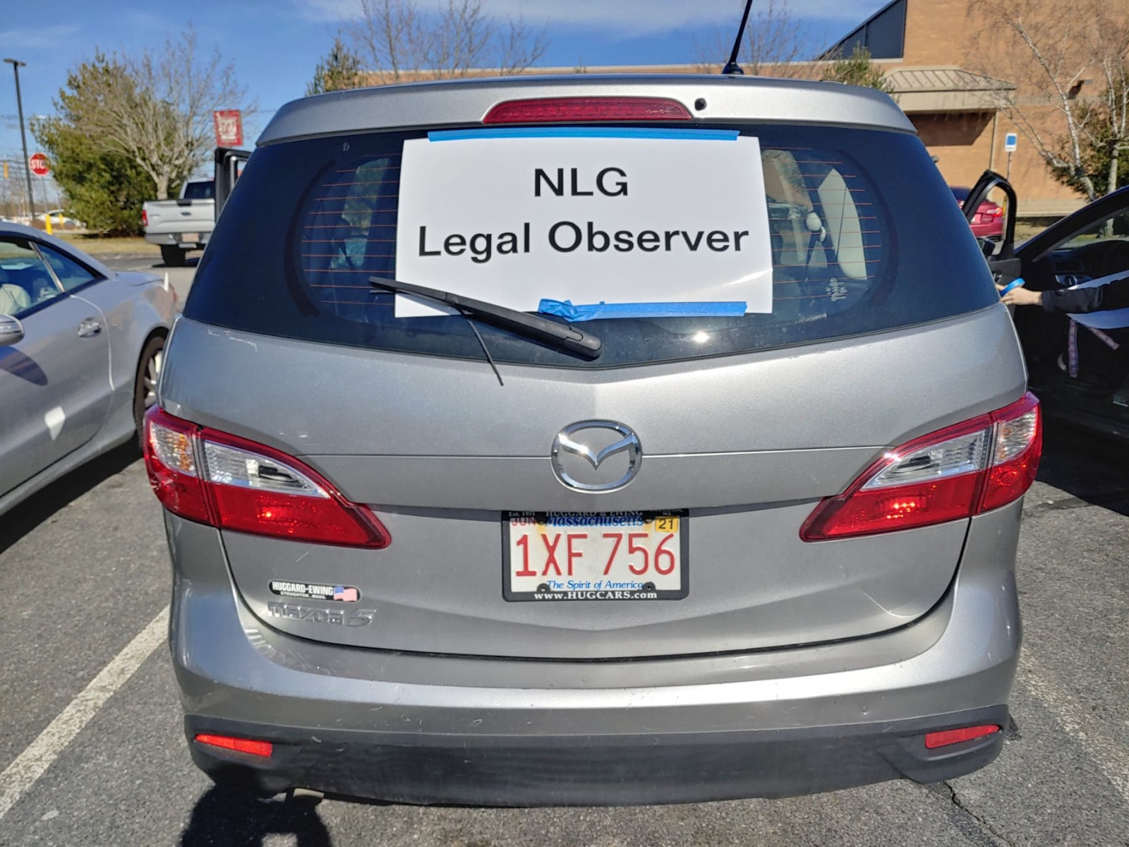 Legal Observing On The Road