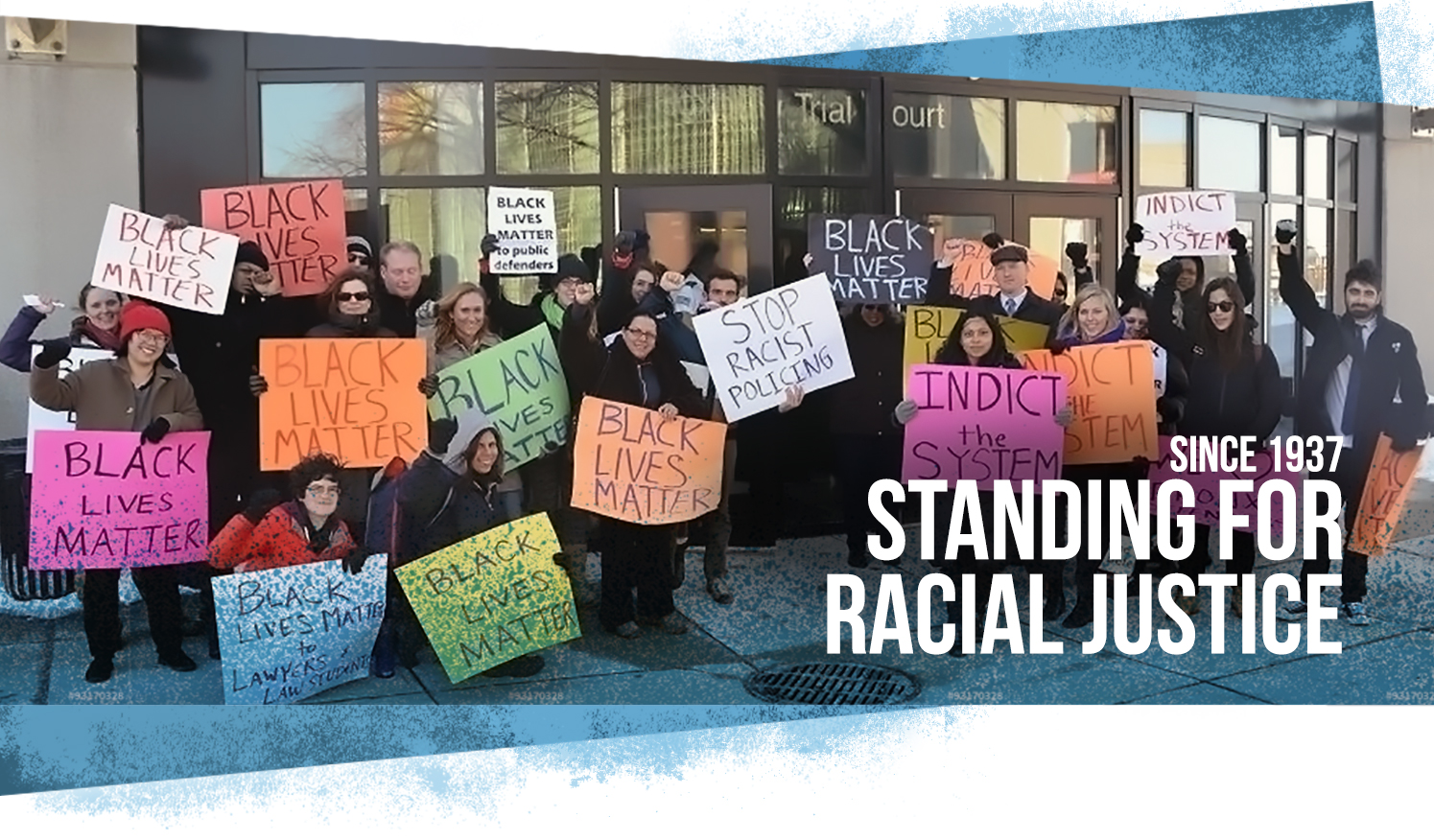 Standing for Racial Justice