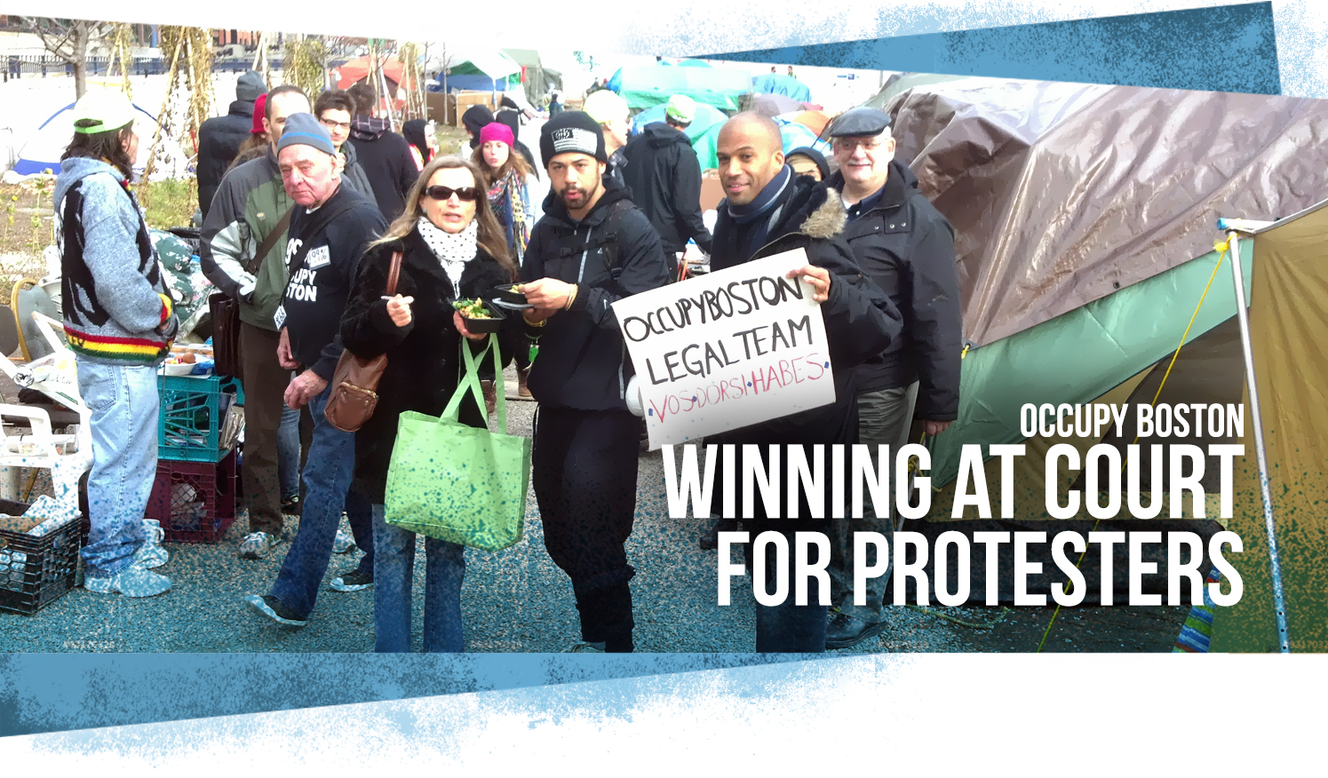 Winning at Court for Protesters