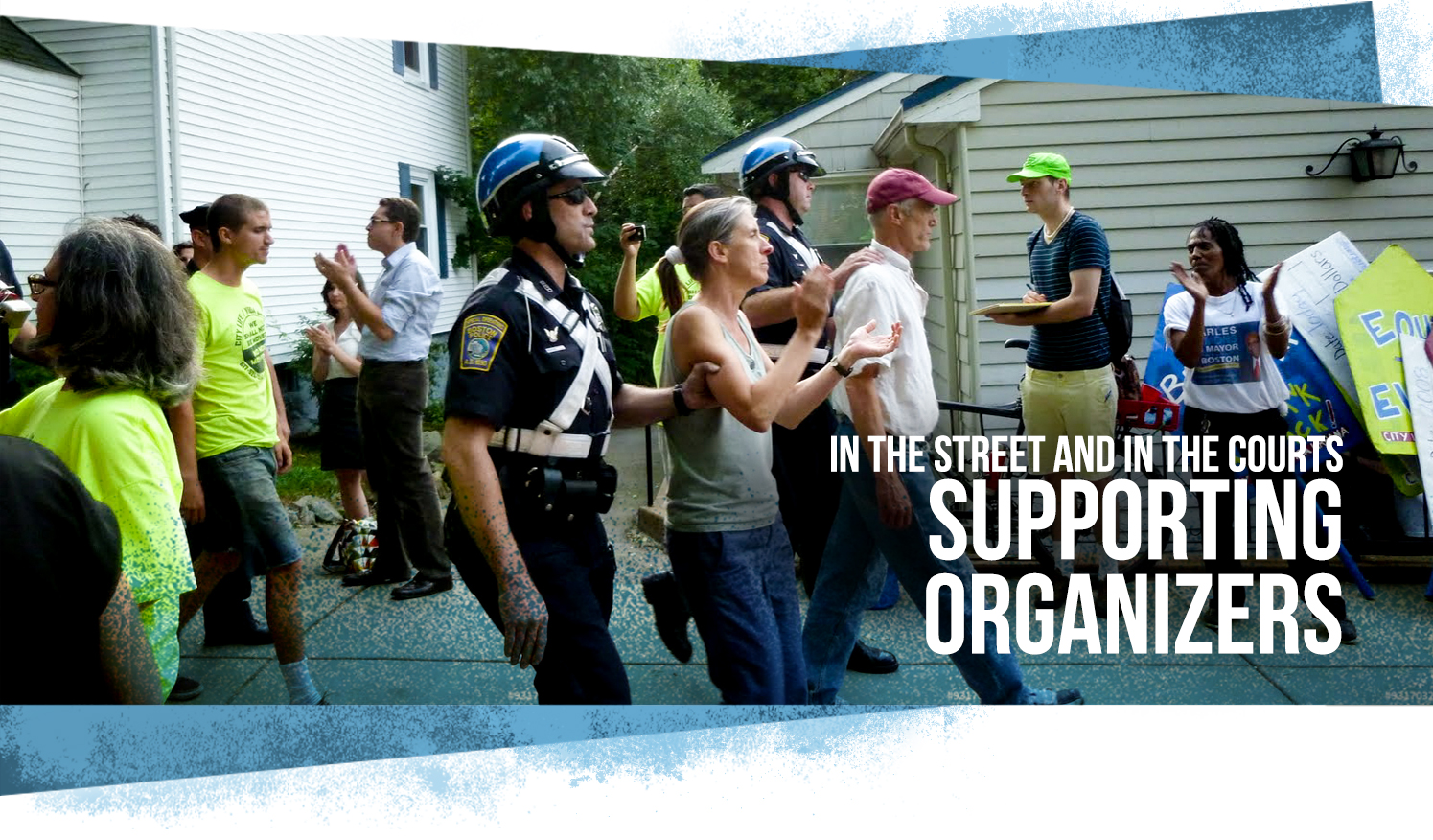 Supporting Organizers