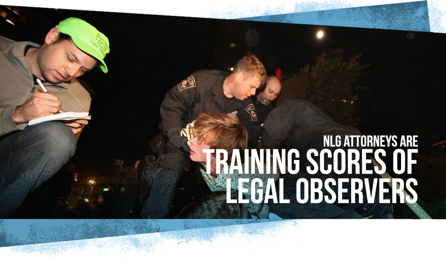 Training Scores of Legal Observers