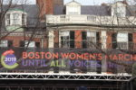 NLG Legal Observers Defend Boston's Third Women's March